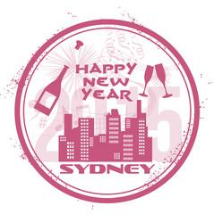 Happy New Year in Sydney