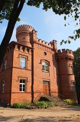 Старинный замок литовских князей
