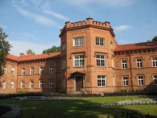 Старинной замок литовских князей