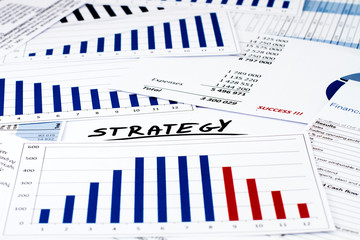 Strategy in business and finance