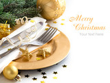 Festive table setting - 73962002