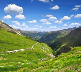 National park Hohe Tauern, Austria