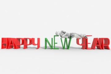 Buonanotte anno nuovo
