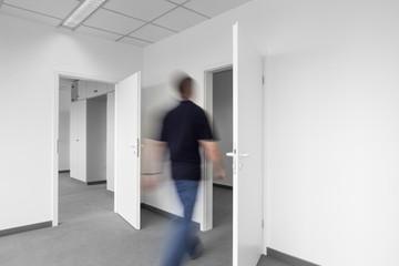 Büroalltag © Matthias Buehner