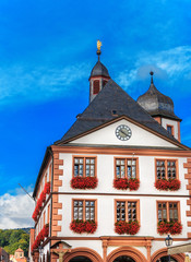 Altes Rathaus in Lohr am Main