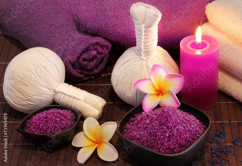 spa massage setting - 73965479
