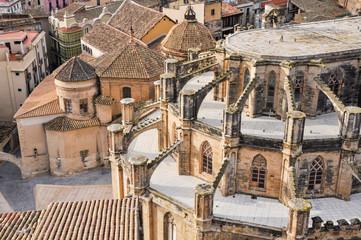 Tortosa Cathedral, Tarragona (Spain)