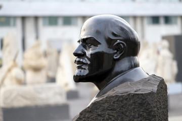 bust of Vladimir Lenin