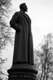 Statue of Felix Dzerzhinsky poster
