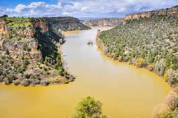 Hoces del río Duratón, Sepúlveda, Segovia (Spain)