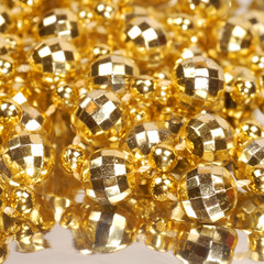 golden decoration