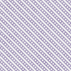 Light Purple and White Small Polka Dots and Stripes Pattern Repe