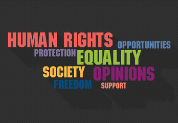 Human righs, equality, freedom