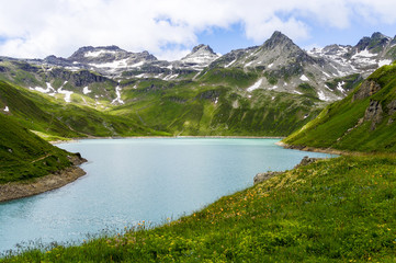 Vannino lake, Formazza Valley