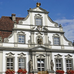 Rathaus von WANGEN im Allgäu