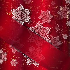 クリスマス 雪 結晶