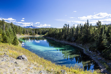 Third Lake, Valley of the 5 Lakes, Jasper National Park