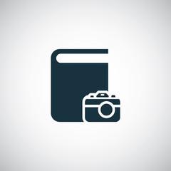 book photo icon