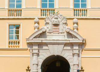 Monaco the Prince's Palace