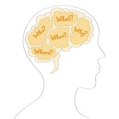 Mind map vector illustration