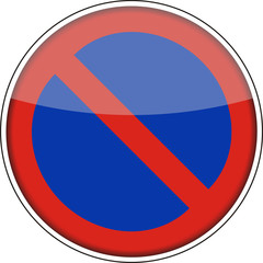 Verkehrszeichen, Eingeschkränktes Haltverbot
