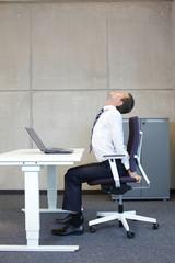break for exercise - better efficiency at office work