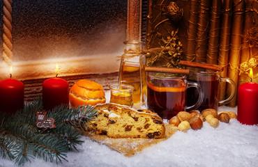 Glühwein und Stolle, 3. Advent