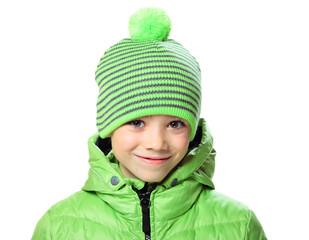 Hat clothing boy