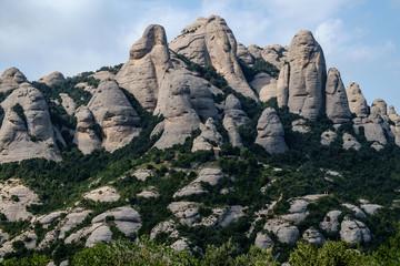 Mountains Montserrat