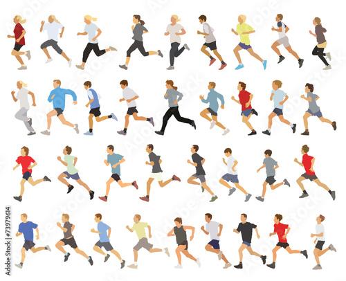 Runners - 73979614