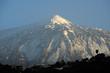 canvas print picture - Teide