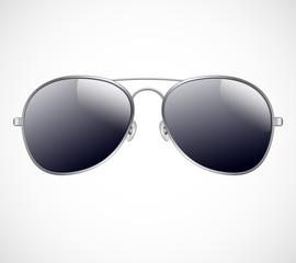 Sunglasses vector illustration background