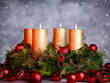 Third Advent Candle