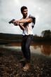 Man hunting creatures