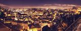 Panorama of Lisbon, Portugal - Fine Art prints