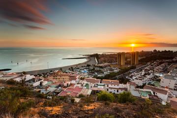 Playa de las Vistas - Tenerife