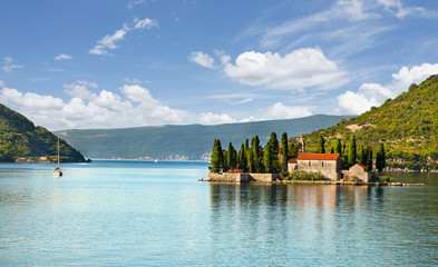 Island of Saint George, Montenegro