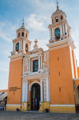 """""""Santuario de los remedios"""", Cholula in Puebla (Mexico)"""