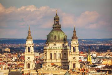 St. Stephen ( St. Istvan) Basilica in Budapest