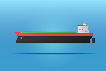Extended tanker