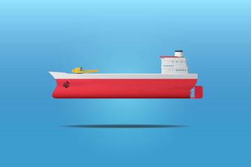 Regular tanker
