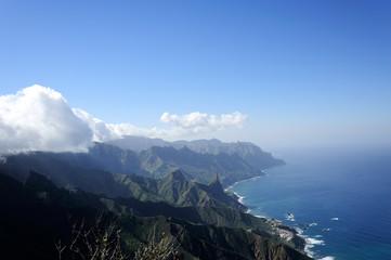 Anaga Gebirge bei Taganana
