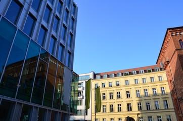 Exemple d'architectures à Berlin