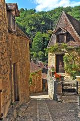 Il villaggio di Beynac, Dordogna - Aquitania