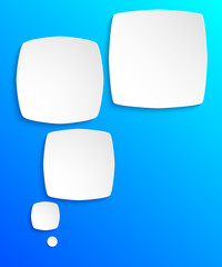 infographics-style-plastic-squares-with-rounded-empty