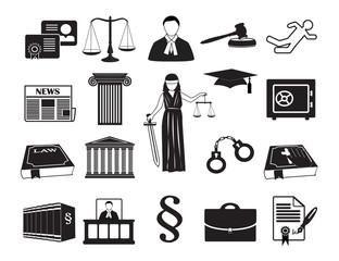 legal-icon-set-law-attorney