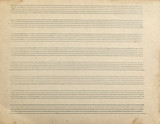 Sheet music for musical notes - 73990248