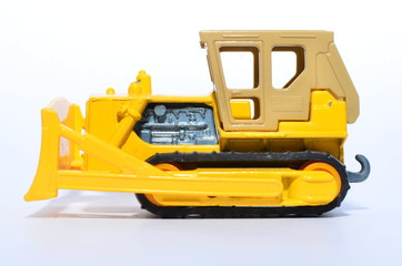 Planierraupe-Bulldozer