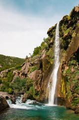 Waterfall Krka Croatia