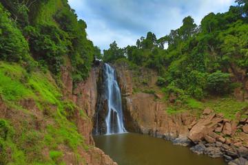 Waterfall in khao-yai national park, Thailand